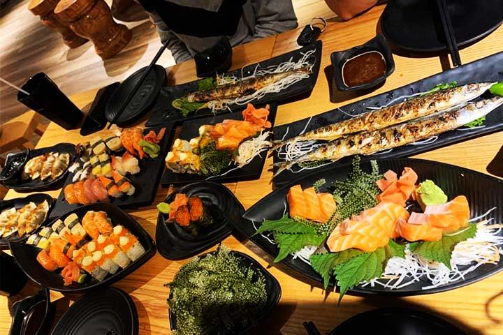 check in sushi88