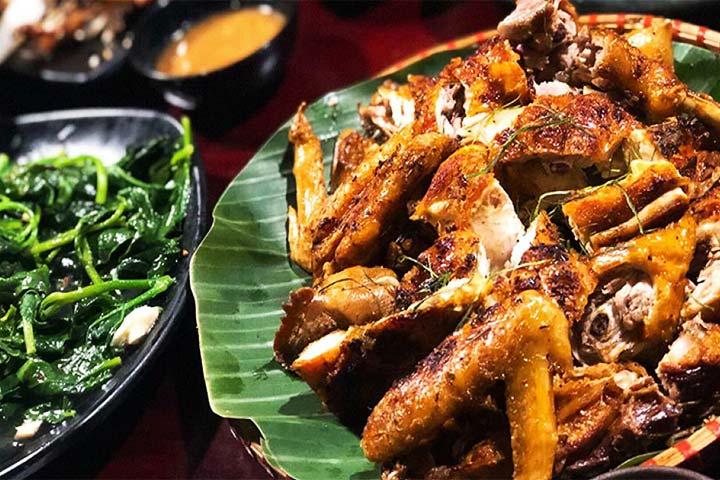 review the crab shack quán ngon