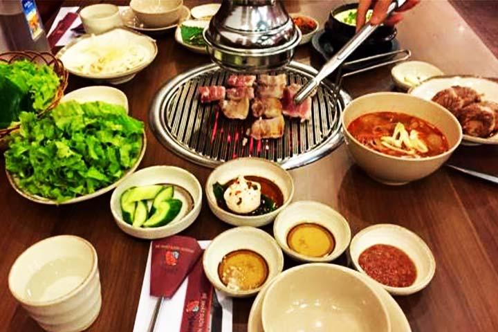 quán ăn ngon bangkok kitchen